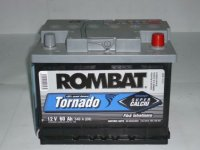 Acumulator/ baterie auto rombat tornada  ah Renault Alpine A310 2000