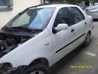 Dezmembrez albea din  1 2b 1 4b am motor si Fiat Albea 2005
