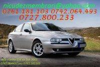 Dezmembrez alfa romeo 1 5 6 motor 1 8i si 2 0i twin Alfa Romeo 156 2002