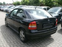 Ansamblu stergatoare opel astra g 2 0 diesel din Opel Astra 2002