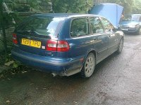 Aripa fata bara fata far capota usa jante aliaj Volvo V40 1999