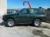 Aripa fata capota motor capota portbagaj haion Opel Frontera 1995