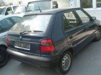 Aripa fata skoda felicia 1 3 benzina din  de Skoda Felicia 2000