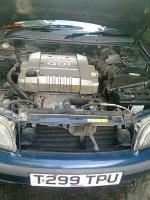 Aripa usa far capota bara jante aliaj tager Volvo V40 1999