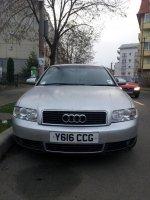 Dezmembrez audi a4 b6 1 9 tdi 0 cp awx an  se Audi A4 2002