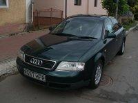 Audi a6 1 8  merea briatnie masina este Audi A6 1999