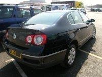 Dezmembrari auto vw passat 3co vindem piese vw Volskwagen Passat 2007