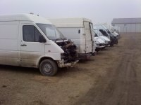Dezmembrez autoutilitara lt  motor  sau Volskwagen LT 2003