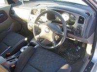 Ax volan nissan primera 1 6 benzina din  de la Nissan Primera 2001