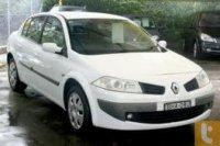 Ax volan renault megane 2 1 6 benzina  cmc Renault Megane 2007