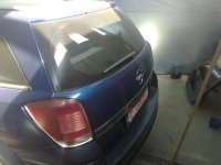 Bara fata opel astra h caravan nelovita Opel Astra 2007