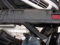 Bara spate dacia nova din dezmembrari bara Dacia Nova 1998