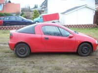 Bara spate opel tigra 1 6 benzina din  de la Opel Tigra 1998