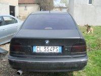 Dezmembrez bmw 3 motor  benzina an  BMW 523 2000