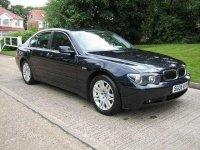 Dezmembrez bmw0 diesel  BMW 730 2004