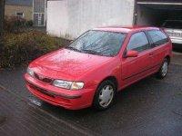 Buson umplere rezervor nissan almera 1 1 4 Nissan Almera 1998