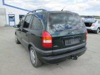 Cand carlig tractare cu priza remorca pentru Opel Zafira 1999