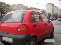 Capota spate daewoo matiz 0 benzina din  Daewoo Matiz 2004