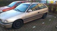 Capota spate opel astra f 1 8 benzina din  de Opel Astra 1996