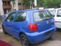 Capota spate volskwagen polo  1 9 diesel din Volskwagen Polo 2001