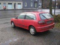 Carlig tractare nissan almera 1 1 4 benzina din Nissan Almera 1998