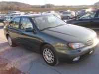 Carlig tractare nissan primera 1 6 benzina din Nissan Primera 2001