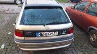 Carlig tractare opel astra f 1 8 benzina din  Opel Astra 1996