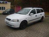 Carlig tractare opel astra g 1 6 benzina din  Opel Astra 2002