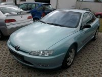 Carlig tractare peugeot 6 coupe 2 0 benzina Peugeot  406 1999