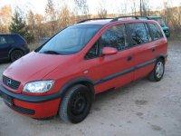 Convertizor opel zafira 1 6 benzina din  de Opel Zafira 2003