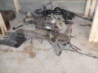 Dezmembrez corsa c motor 1 7 an  preturi Opel Corsa 2002