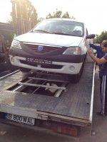 Dezmembrari dacia logan   motor din Dacia Logan 2009