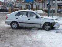 Dezmembram si vindem pentru acest tip orice Hyundai Accent 2005
