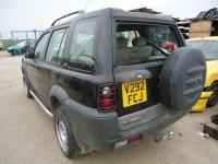 Dezmembrez freelander din  1 8 b 2 0 d am motor Land Rover Freelander 1999