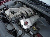 Dezmembrez jaguar s type   motor  b Jaguar S-Type 2001
