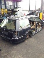 Bara spate bandou cromat Volkswagen Passat B5 Volskwagen Passat 2003