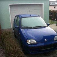 Electromotor fiat seicento 1 1 benzina din  Fiat Seicento 2001