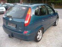 Faruri nissan almera tino 2 2 diesel din  de Nissan Almera Tino 2003