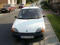 Dezmembrez fiat seicento(9 ) cutie Fiat Seicento 2001
