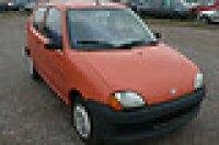 Dezmembrez fiat seicento9 ( ) Fiat Seicento 2003