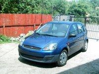 Dezmembrez ford fiesta  1 4 tdci  cp 5 usi se Ford Fiesta 2007