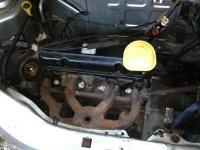 Dezmembrez ford ka 1 3i  kw vindem piese din Ford Ka 2000