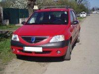 Geam lateral spate stanga logan dez logan Dacia Logan 2007