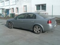 Geamuri laterale opel vectra c 1 8 benzina din Opel Vectra 2003