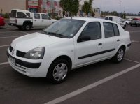 Geamuri laterale renault clio 1 4 i an   Renault Clio 2006