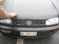 Dezmembrez golf3 1 6 coupeorice piea Volskwagen Golf 1996