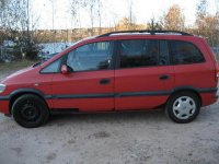Hayon opel zafira 1 6 benzina din  de la Opel Zafira 2003