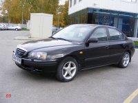 Dezmembrez hyunai elantra benzina us stanga Hyundai Elantra 2005