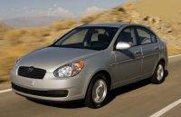 Dezmembrez hyundai accent   1 4b motor Hyundai Accent 2007