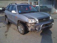 Dezmembrez hyundai santa fe din  am motor si Hyundai Santa Fe 2004